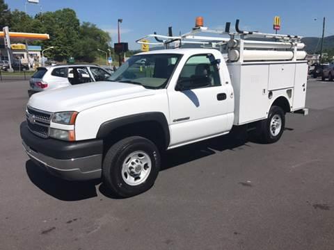 2005 Chevrolet Silverado 2500HD for sale in Church Hill, TN