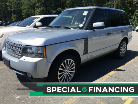 2011 Land Rover Range Rover for sale at Twin Motor Sport in Worcester MA