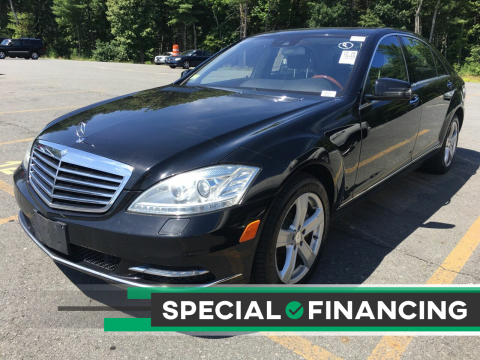 2010 Mercedes-Benz S-Class for sale at Twin Motor Sport in Worcester MA