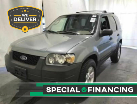 2005 Ford Escape for sale at Twin Motor Sport in Worcester MA