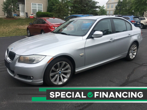 2011 BMW 3 Series for sale at Twin Motor Sport in Worcester MA