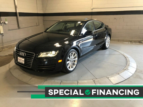 2012 Audi A7 for sale at Twin Motor Sport in Worcester MA