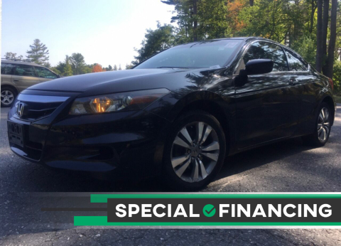 2012 Honda Accord for sale at Twin Motor Sport in Worcester MA