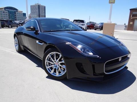 2015 Jaguar F-TYPE for sale in Fresno, CA