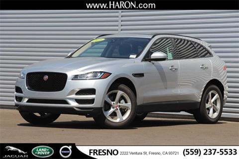 2018 Jaguar F-PACE for sale in Fresno, CA