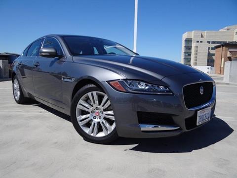 2016 Jaguar XF for sale in Fresno, CA