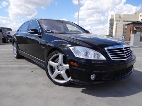 2007 Mercedes-Benz S-Class for sale in Fresno, CA