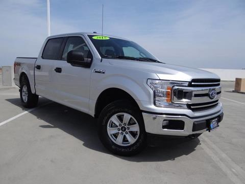 2018 Ford F-150 for sale in Fresno, CA