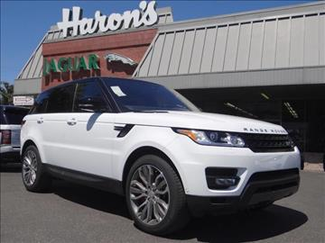 2016 Land Rover Range Rover Sport for sale in Fresno, CA