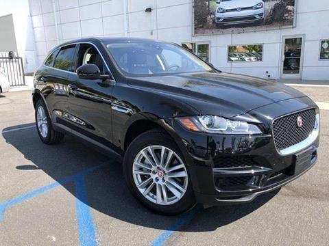2019 Jaguar F-PACE for sale in Fresno, CA