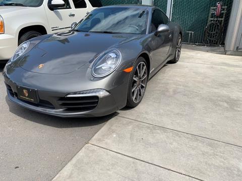 2013 Porsche 911 for sale in Fresno, CA