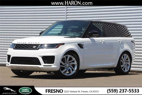 2019 Land Rover Range Rover Sport for sale in Fresno, CA