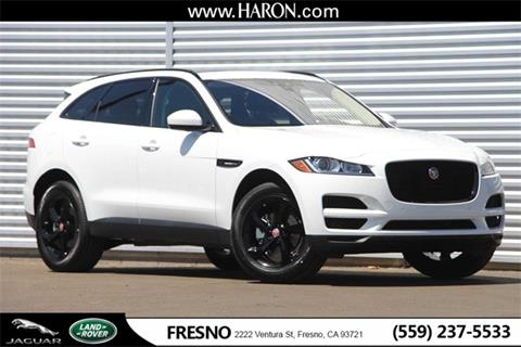 2020 Jaguar F-PACE for sale in Fresno, CA