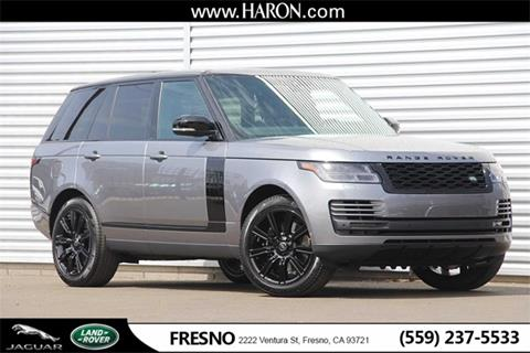 2020 Land Rover Range Rover Sport for sale in Fresno, CA