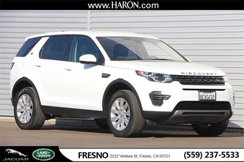 2018 Land Rover Discovery Sport for sale in Fresno, CA