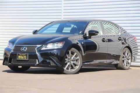Used Lexus Gs 350 >> 2015 Lexus Gs 350 For Sale In Fresno Ca