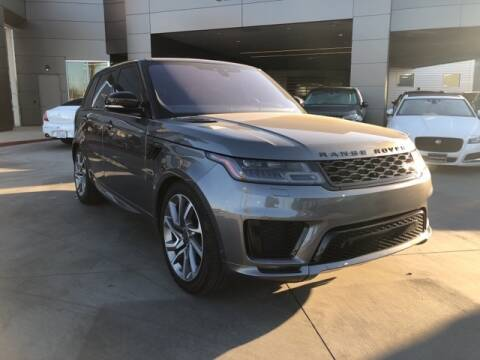 2018 Land Rover Range Rover Sport HSE Dynamic for sale at Haron Motor Sales in Fresno CA