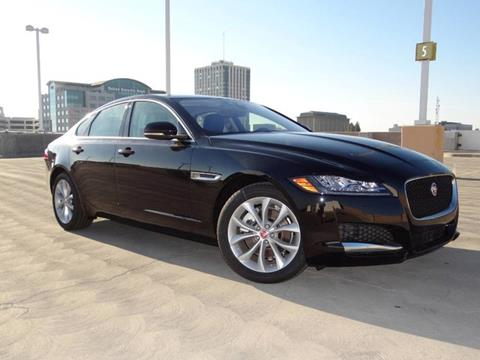 2017 Jaguar XF for sale in Fresno, CA