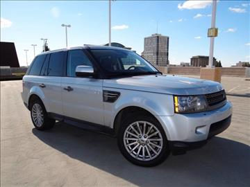 2011 Land Rover Range Rover Sport for sale in Fresno, CA