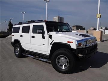 2007 HUMMER H2 for sale in Fresno, CA