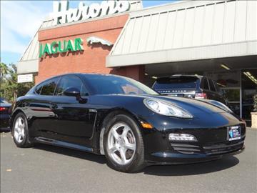 2012 Porsche Panamera for sale in Fresno, CA