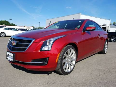2015 Cadillac ATS for sale in Brockport, NY