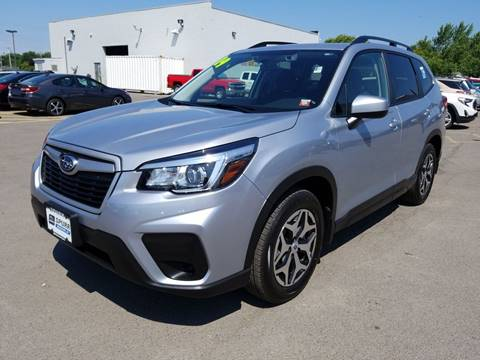 2019 Subaru Forester for sale in Brockport, NY