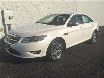 2011 Ford Taurus for sale in Brockport, NY