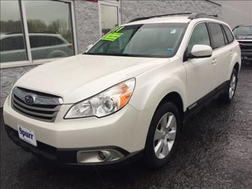 2011 Subaru Outback for sale in Brockport, NY