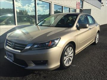 2014 Honda Accord for sale in Brockport, NY