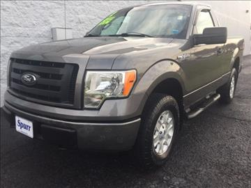 2012 Ford F-150 for sale in Brockport, NY