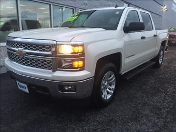2014 Chevrolet Silverado 1500 for sale in Brockport, NY