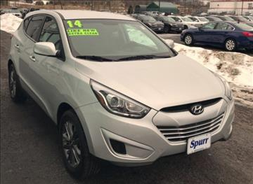 2014 Hyundai Tucson for sale in Brockport, NY