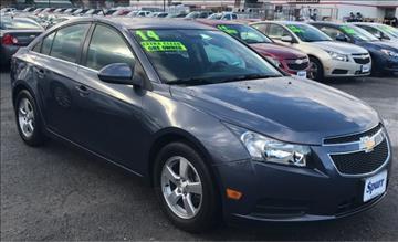 2014 Chevrolet Cruze for sale in Brockport, NY