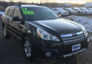 2013 Subaru Outback for sale in Brockport, NY