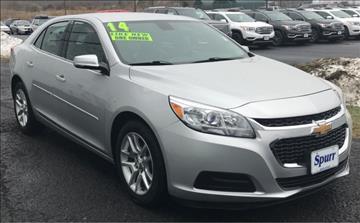 2014 Chevrolet Malibu for sale in Brockport, NY