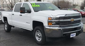 2015 Chevrolet Silverado 2500HD for sale in Brockport, NY