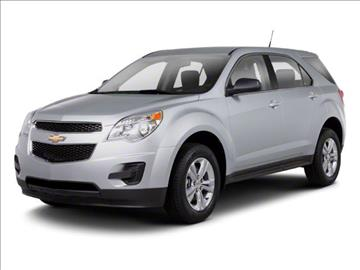 2012 Chevrolet Equinox for sale in Brockport, NY
