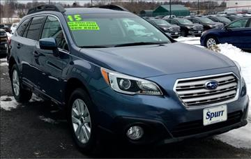 2015 Subaru Outback for sale in Brockport, NY