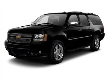 2012 Chevrolet Suburban for sale in Brockport, NY