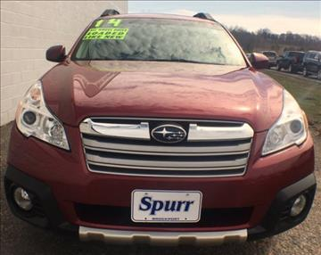 2014 Subaru Outback for sale in Brockport, NY