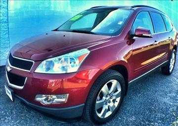 2011 Chevrolet Traverse for sale in Brockport, NY