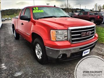 2013 GMC Sierra 1500 for sale in Brockport, NY