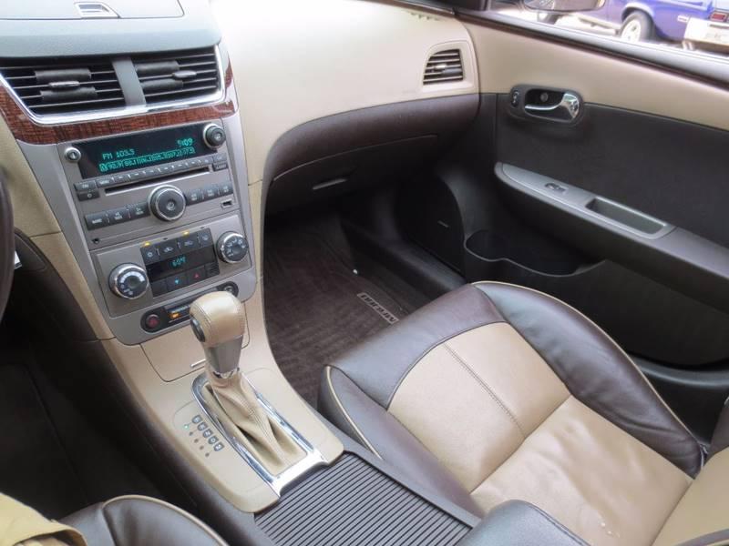 2011 Chevrolet Malibu LTZ 4dr Sedan - Benton WI