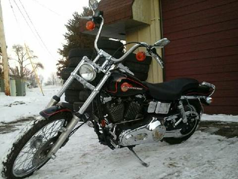 1993 Harley-Davidson Dyna for sale at QUALITY MOTORS in Benton WI