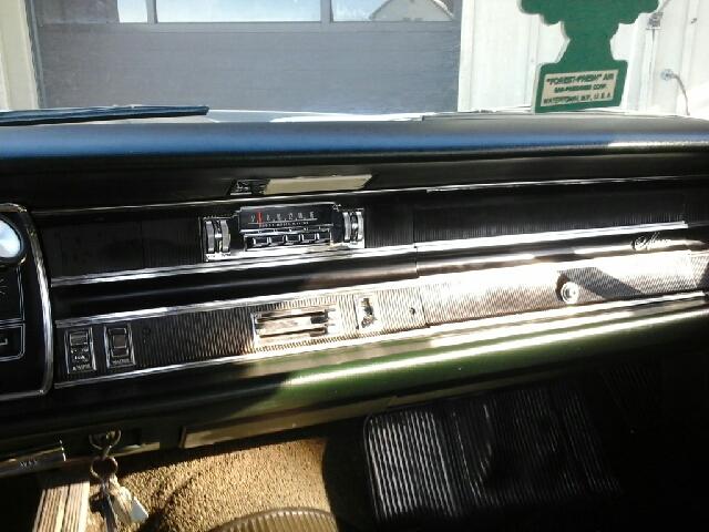 1968 Dodge Monaco  - Benton WI