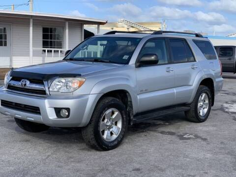 2006 Toyota 4Runner for sale at Palm Beach Motors in Lake Worth FL