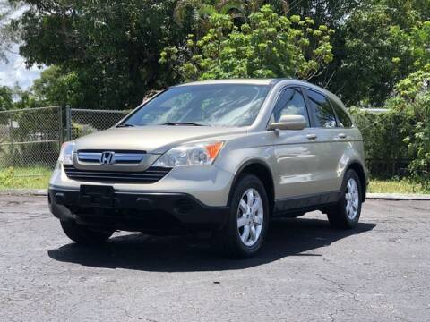 2007 Honda CR-V for sale at Palm Beach Motors in Lake Worth FL