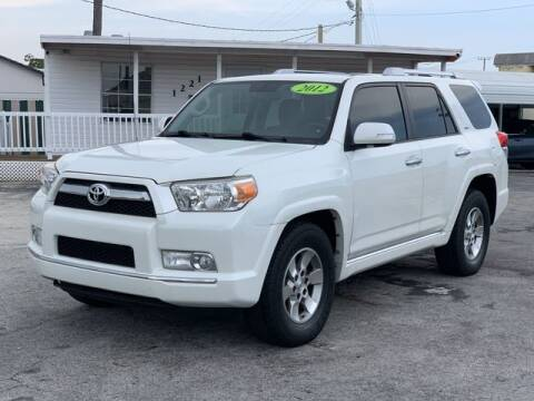 2012 Toyota 4Runner for sale at Palm Beach Motors in Lake Worth FL