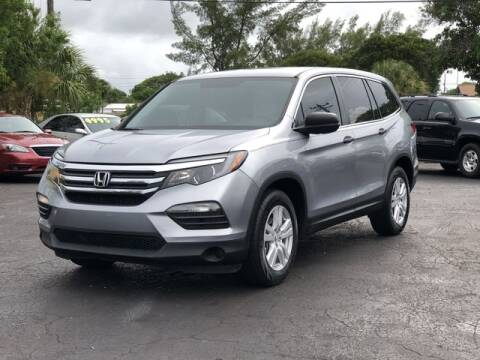 2016 Honda Pilot for sale at Palm Beach Motors in Lake Worth FL